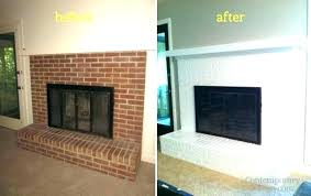 white painted brick fireplace painted brick fireplace painted fireplace brick painting brick fireplace white how to white painted brick fireplace