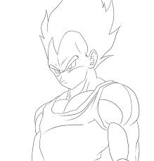 Small Picture Dragon Ball Z Ss4 Gogeta Colouring Pages