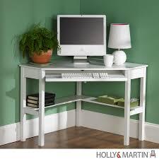 holly martin alexander corner computer desk white