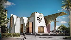 urban office architecture. Haiti Cathedral By Urban Office Architecture A