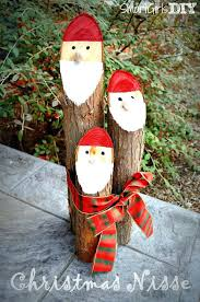 outdoor yard decorations wooden