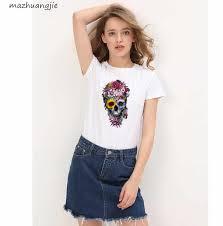 2019 <b>new fashion</b> printing women's T shirt <b>personality</b> T shirt cat ...
