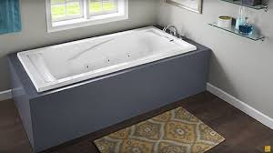Jetted freestanding tubs Stand Alone Videochampion Whirlpool Tubs By American Standard American Standard Bathtubs Freestanding Tubs Whirlpools Soaking Tubs American