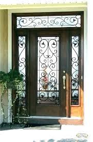 exterior wood doors with glass panels exterior front entry wood doors with glass frosted glass exterior