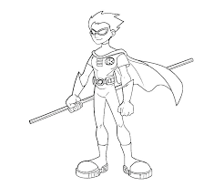 Robin Coloring Page Kids Coloring Pages Download Robin Coloring