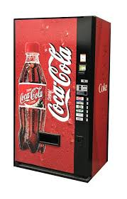 Soda Can Vending Machine Simple Vendo Model 48 Can Soda Machine Coke
