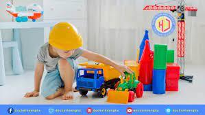 Đồ chơi phát triển trí não cho bé 2 tuổi thông minh toàn diện