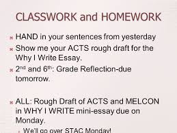 goals  identify mla in text citation  use mla citation in  classwork and homework  hand in your sentences from yesterday  show me your acts rough