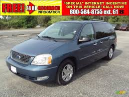 2006 Norsea Blue Metallic Ford Freestar Limited #30037030 ...