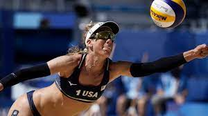 Rush for gold on for U.S. women's beach ...