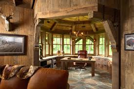 rustic office decor. rustic office design cozy workspaces home offices with a touch decor v