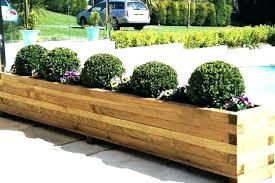 ideas for large flower pots patio planter ideas large outdoor flower pots ideas for in winter