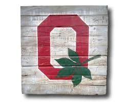 ohio state decor etsy
