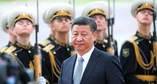 Resultado de imagem para xi jinping e oficiais militares