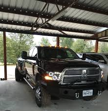 2016 Ram 2500 Cab Lights Dodge Heavy Duty 5 Piece Set Cab Roof Lights Led Smoked Lens In Amber