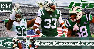 New York Jets Projected 2016 Depth Chart Personnel