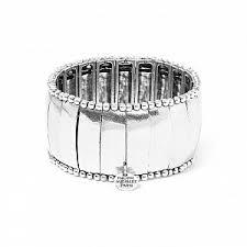 <b>Серебристый браслет</b> Amelia - купить за 12 400 руб. в Москве