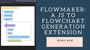 Flowmaker A Javascript To Flowchart Visualization Extention For Vscode