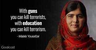 Image result for quotes terrorism