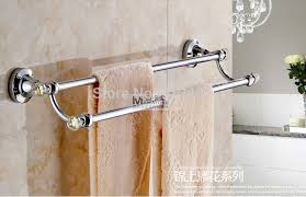 bath towel holder for wall. Wholesale And Retail Promotion New Wall Mounted Bathroom Towel Holder In Bath For R
