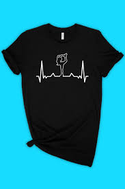 Ny2 Sportswear Size Chart Ice Skating Heartbeat T Shirt Tank Top Hoodie For Men