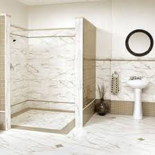 bathroom shower tile designs photos. Interior-white-marble-bathroom-tile-wall-connected-by- Bathroom Shower Tile Designs Photos H