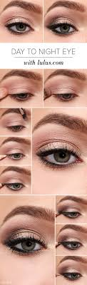 best makeup tutorials for day to night looks day to night eye shadow tutorial