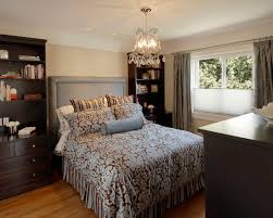 master bedroom ideas for a small room photo - 1