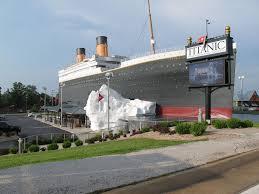 Titanic Museum (Branson, Missouri) - Wikipedia | Titanic museum, Titanic,  Haunted history