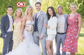 Hollyoaks' Sarah Jayne Dunn marries partner Jonathan Smith
