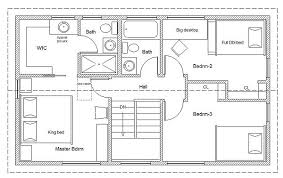 How To Get Floor Plans For A House   VAlineSmall House Floor Plans