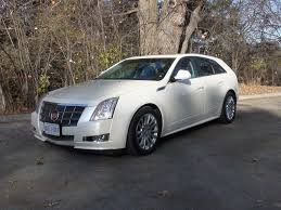 2009 Cadillac Cts sport wagon – pictures, information and specs ...