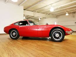 and Rare 1967 Toyota 2000GT For Sale
