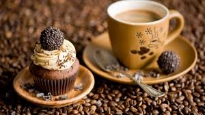 coffee wallpaper. Unique Wallpaper Preview Wallpaper Coffee Coffee Beans Cupcake Candy Inside Coffee Wallpaper WallpapersCraft