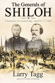 larry tagg on the generals of shiloh