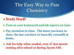 why study chemistry ppt video online  the easy way to pass chemistry