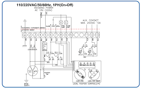 electric actuator wiring diagram 110 220vac 50 60hz 1ph on off htq electric actuator wiring diagram 110 220vac 50 60hz 1ph on off