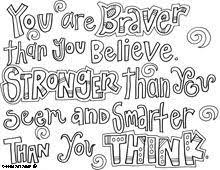 All Quotes Coloring Pages Coloring Pages