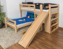 bunk bed with slide. Perfect With Boy Bunk Bed Slide Ladder Home Design High Loft Beds For Kids With