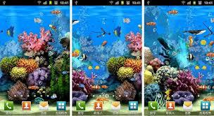 fish tank wallpapers. Fine Tank Ocean Aquarium Live Wallpaper With Fish Tank Wallpapers