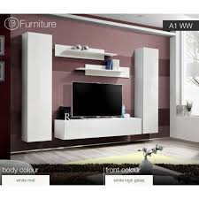 wall cabinets living room furniture. Delighful Living Wall Unit FLY A1 Loading Zoom On Cabinets Living Room Furniture V