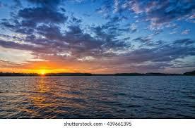 <b>Sunset</b> Over <b>Lake</b> HD Stock Images   Shutterstock