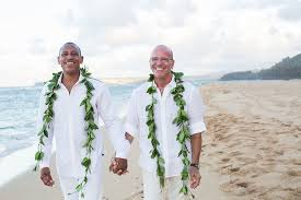 Gay hawaii services wedding
