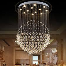 Led Modern Silber Chrom Acryl Kristall Deckenleuchte Pendelleuchte Kronleuchter Home Decor