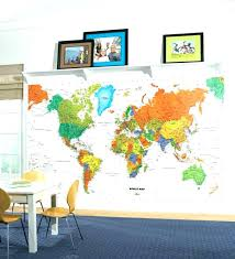 map decor idea stunning decorating ideas contemporary trend world wall hobby lobby ide