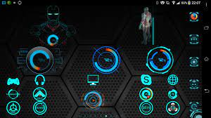 1080p Images: Iron Man Jarvis Wallpaper Hd