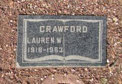 Lauren Wesley Crawford (1918-1963) - Find A Grave Memorial
