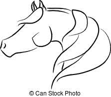 arabian horse head clipart. Brilliant Clipart Arabian Horse Head Design  Artistic Horse Head With Clipart O