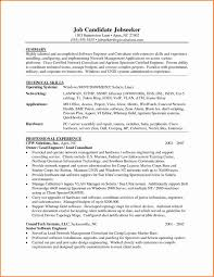 Sample Resume For Experienced Embedded Engineer Resume Format For Embedded Engineers Awesome Electronic Test Bunch 16