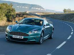 Aston Martin Dbs Racing Green 2008 Pictures Information Specs